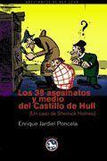 Los 38 asesinatos y medio del Castillo de Hull - Enrique Jardiel Poncela