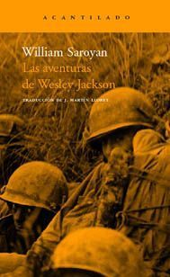 Las aventuras de Wesley Jackson - William Saroyan