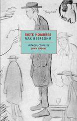 Siete hombres - Max Beerbohm