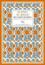 El baile del Conde de Orgel - Raymond Radiguet
