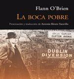 La boca pobre - Flann O'Brien