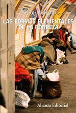 Las formas elementales de la pobreza - Serge Paugam