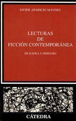 Lecturas de ficción contemporánea - Javier Aparicio Maydeu