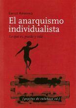 El anarquismo individualista - Émile Armand