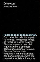 Fabulosos monos marinos - Óscar Gual