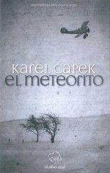 El meteorito - Karel Čapek