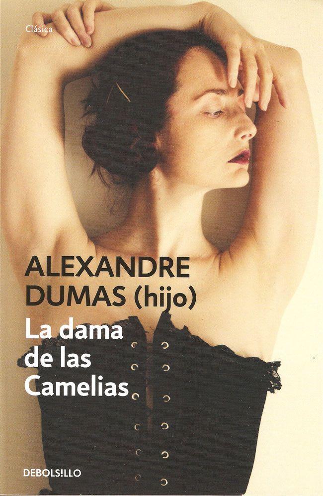 Image result for la dama de las camelias libro