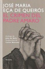 El crimen del padre Amaro - José Maria Eça de Queirós