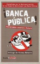 ¡Banca pública! - VVAA