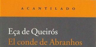 El conde de Abranhos - José Maria Eça de Queirós