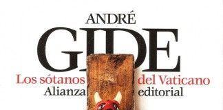 Los sótanos del Vaticano - André Gide
