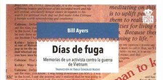 Días de fuga - Bill Ayers