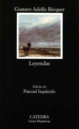 Leyendas - Gustavo Adolfo Bécquer