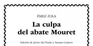 La culpa del abate Mouret - Émile Zola