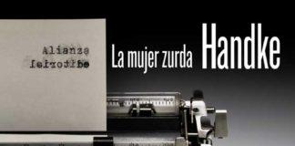 La mujer zurda - Peter Handke
