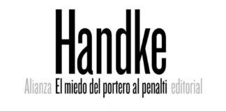 El miedo del portero al penalti - Peter Handke
